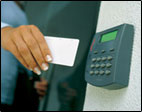 key card access system
